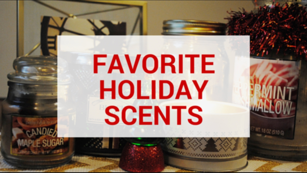 Scents for the Holidays