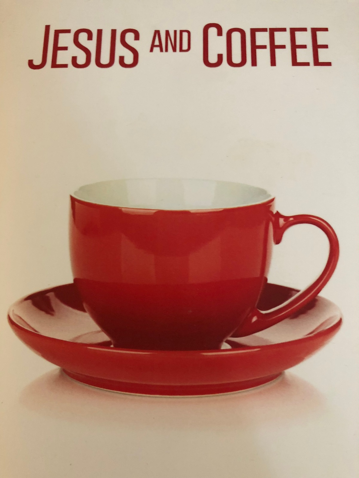 Book Review – Jesus and Coffee